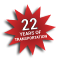 22 Years of Transportation